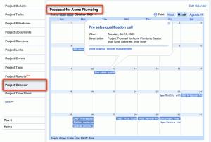 Manymoon - Google Calendar